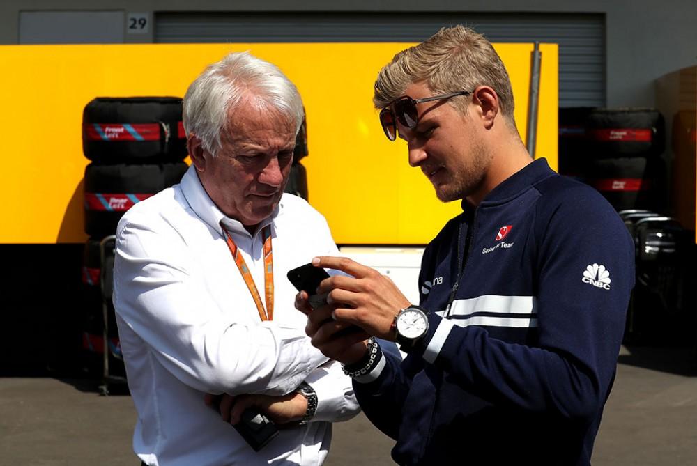 """""""Formulę-1"""" sukrėtė lenktynių direktoriaus Ch. Whitingo mirtis"""