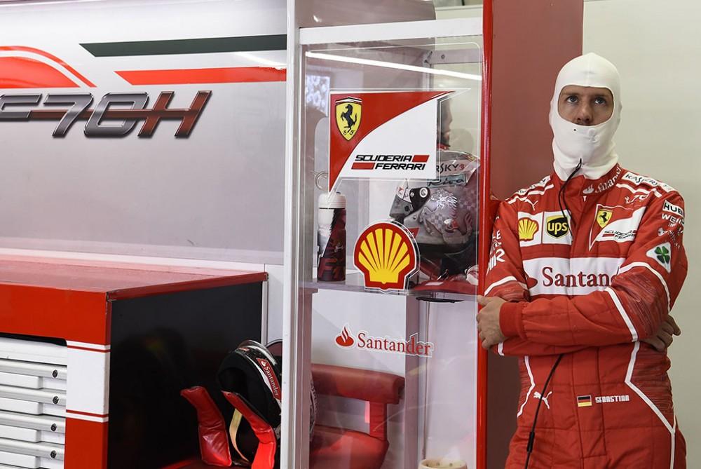 N. Rosbergas abejoja S. Vettelio galimybėmis 2018 m. tapti čempionu