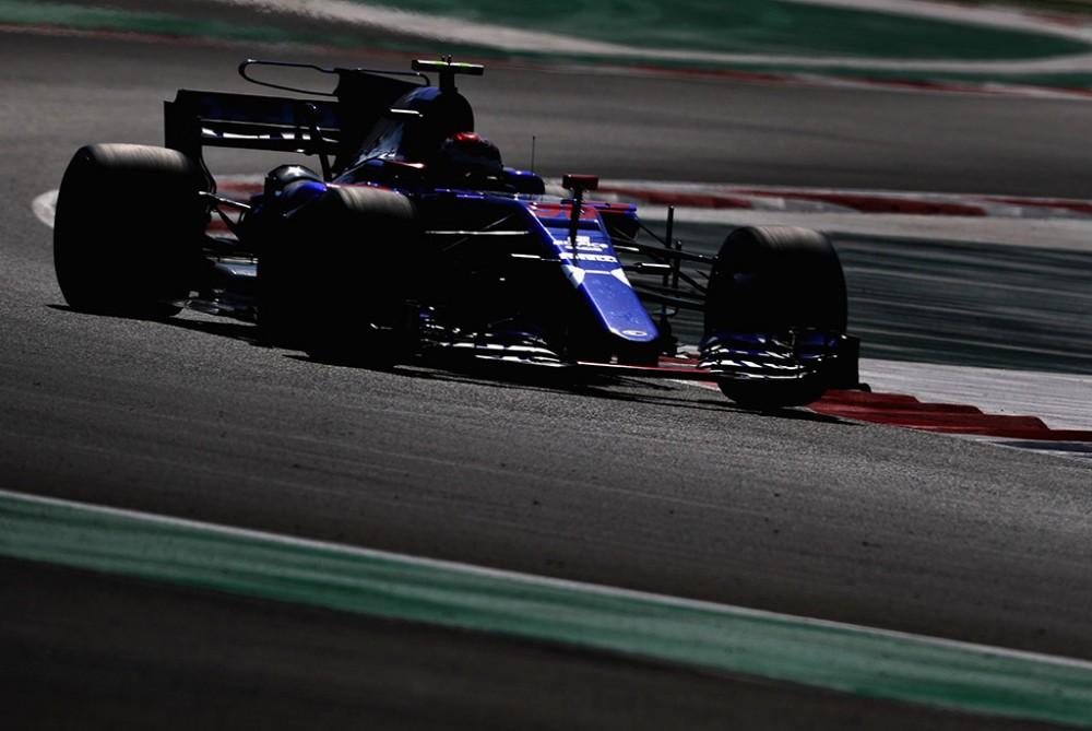 """Ostine """"Toro Rosso"""" bolidą išbandys S. Gelaelas"""