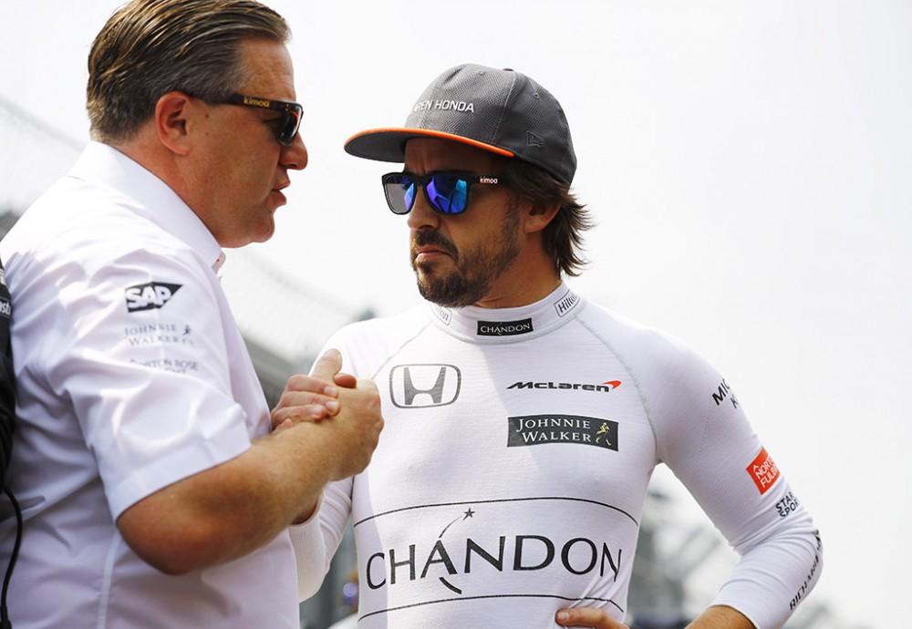 """F. Alonso darbas su """"Toyota"""" bus stipriai apribotas"""