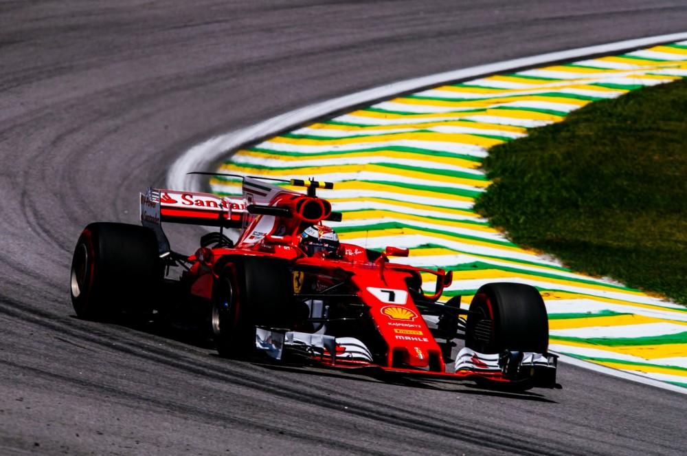 K. Raikkonenas: lenktynių pabaigoje nebuvo dėl ko nerimauti