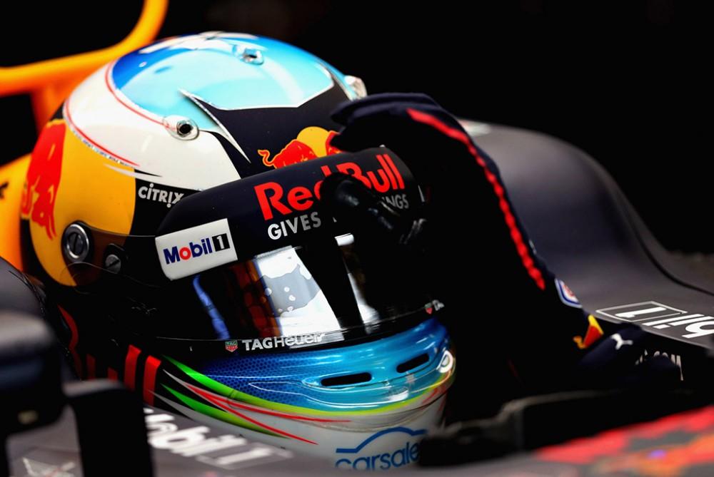 """D. Ricciardo: """"Red Bull"""" nekėlė man jokių ultimatumų"""