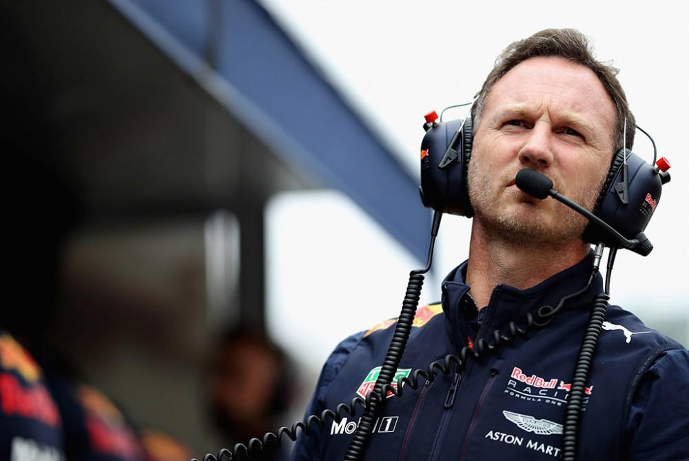 "C. Horneris: ""Formulė-1"" negali būti ""Ferrari"" įkaite"