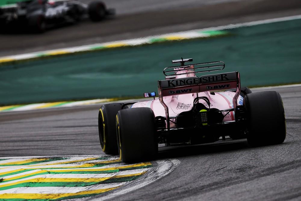 """""""Force India"""" nutarė pakeisti pavadinimą. Bet ne į """"Force One"""""""