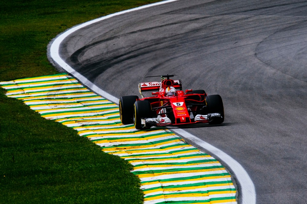 S. Vettelis: L. Hamiltonas nekėlė didelio pavojaus
