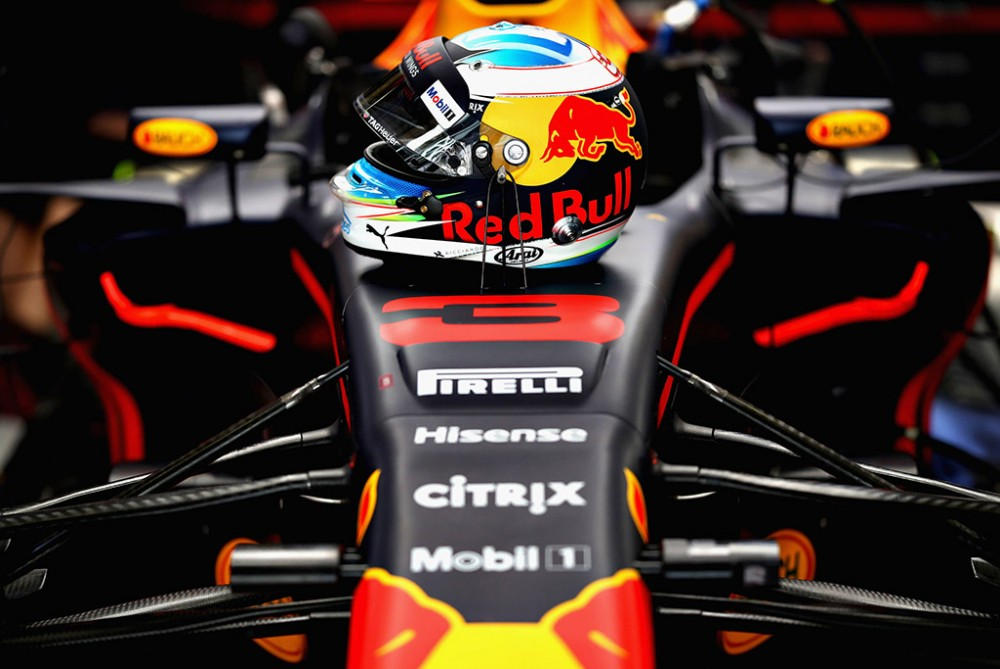 D. Ricciardo: norėčiau važiuoti su L. Hamiltonu vienoje komandoje