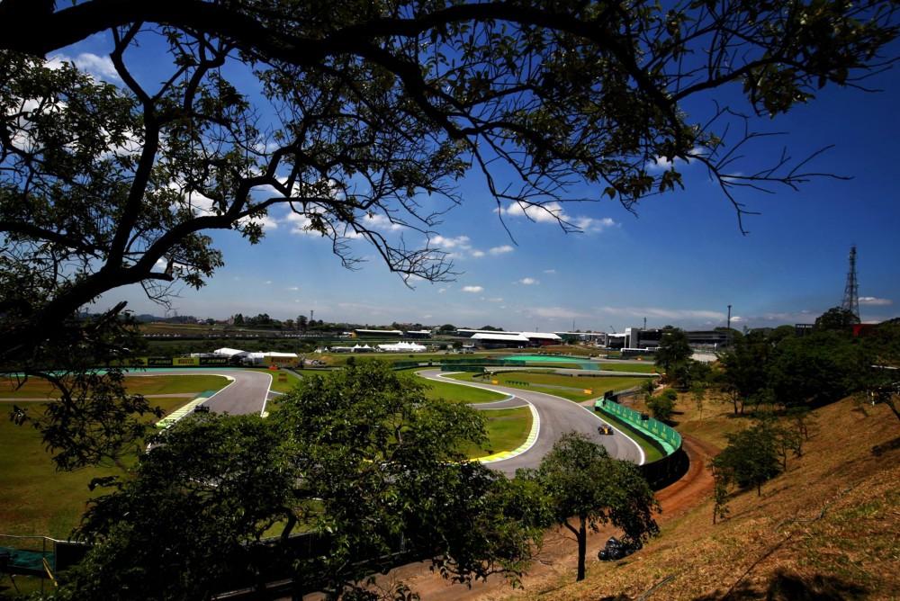 Brazilijos GP: orų prognozė