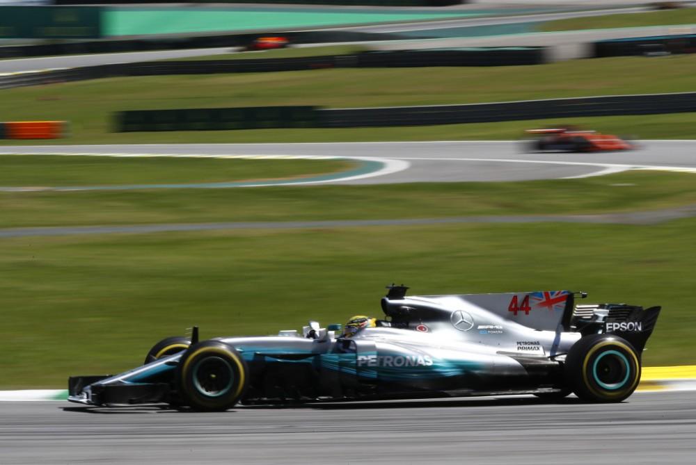 T. Wolffas: L. Hamiltonas galėjo laimėti lenktynes Brazilijoje