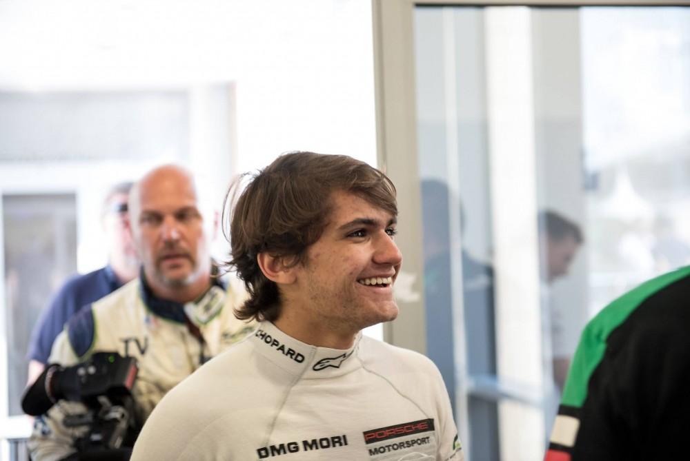 """Haas"" pratęs derybas su P. Fittipaldi"