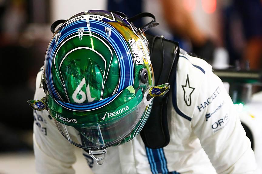 F. Massa: M. Verstappenas gali ir privalo rizikuoti