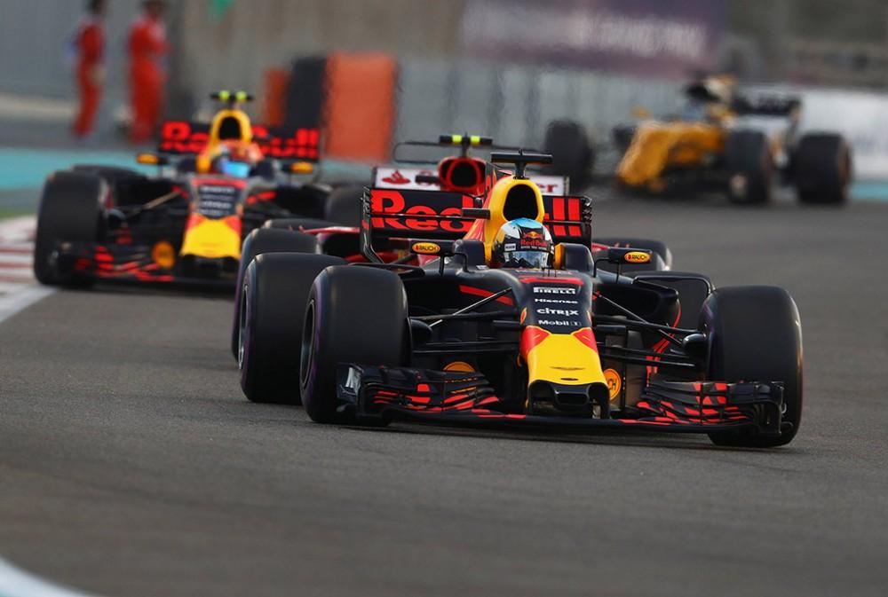 D. Ricciardo: M. Verstappeno spaudimas privertė mane persistengti