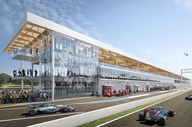 Monrealyje atidarė naują techninės aptarnavimų zonos kompleksą