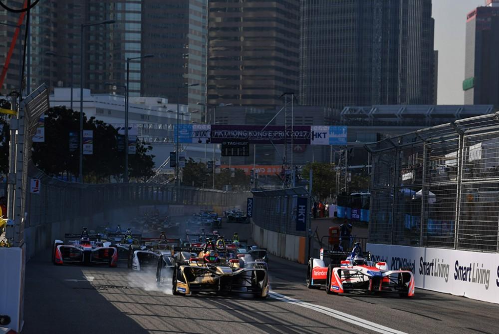 """""""Formulė-E"""" iki 2040 m. tikisi likti vieninteliu čempionatu"""