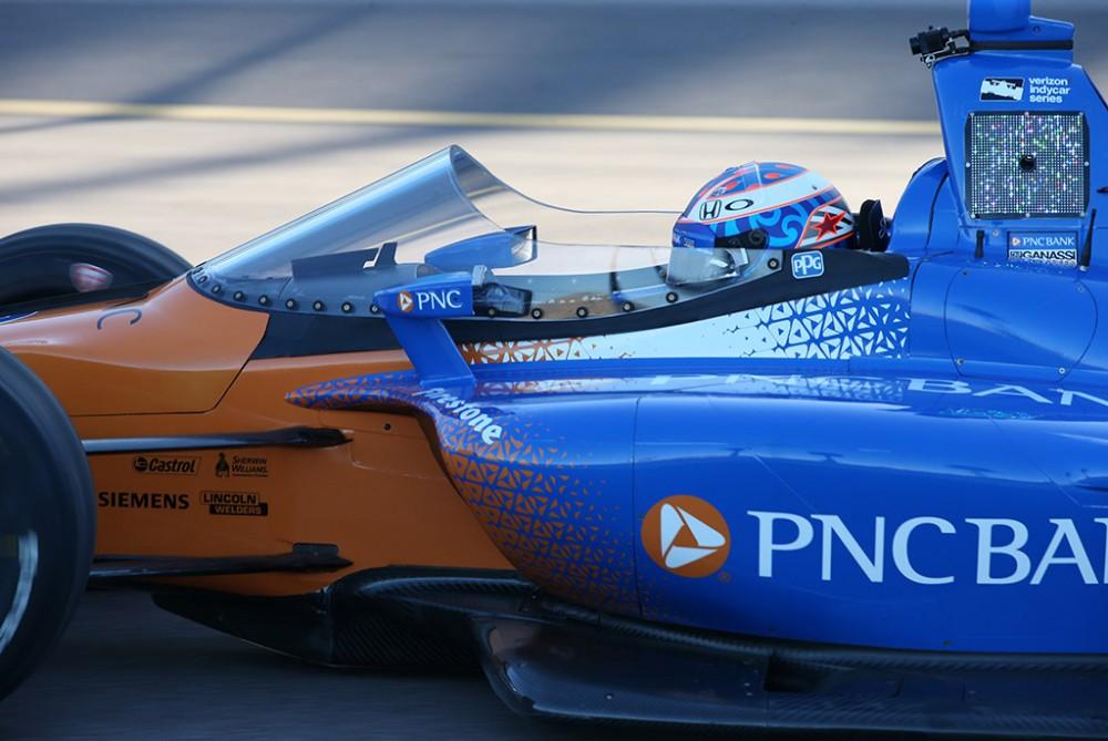 """FIA domisi """"IndyCar"""" išbandyta """"Halo"""" alternatyva"""