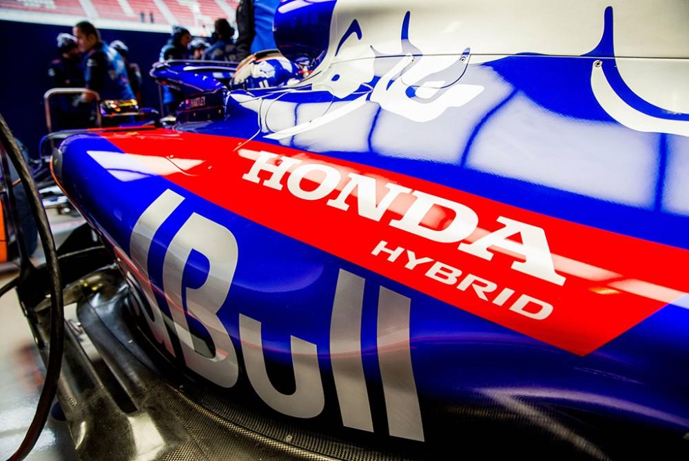 """C. Horneris: """"Honda"""" sėkmingai progresuoja"""