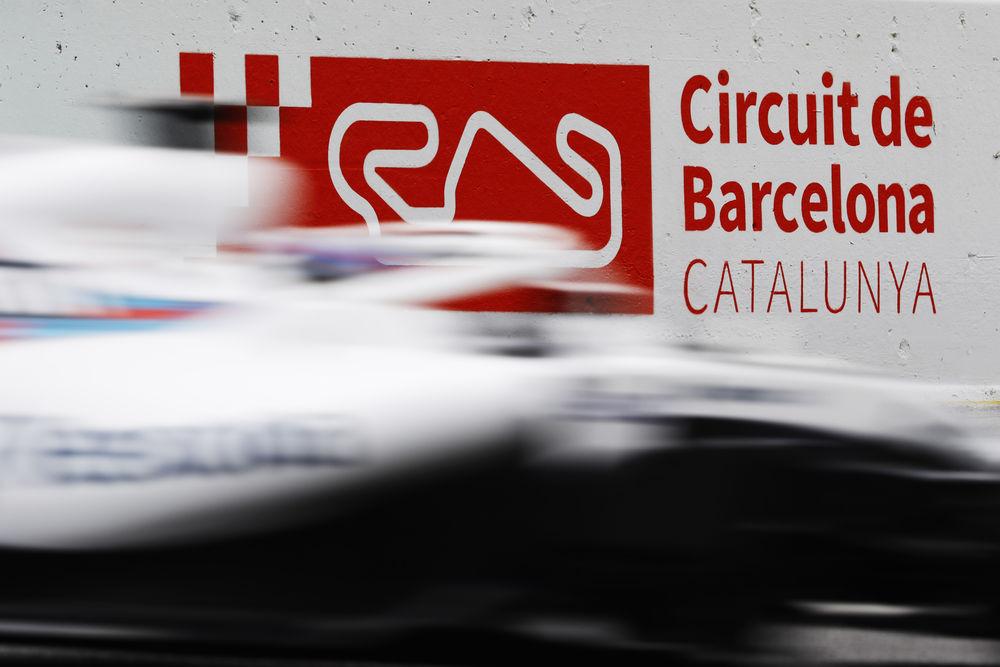 F-1 komandos 2019 m. bolidus pirmą kartą išbandys Barselonoje