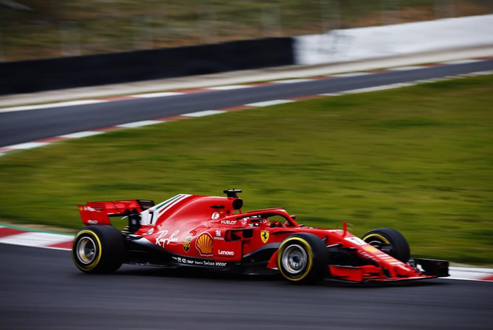 Finalinę bandymų dieną greičiausias buvo K. Raikkonenas