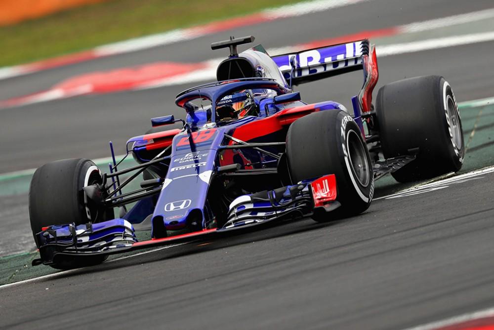 """""""Toro Rosso"""" koreguoja tikslus - tikisi kovoti dėl taškų"""
