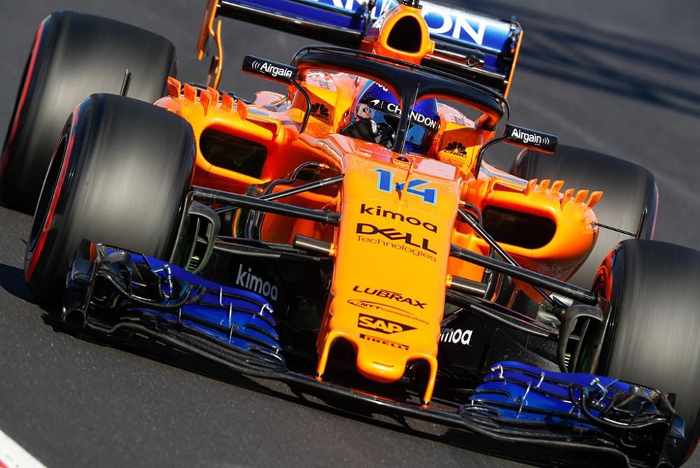 Paskutinę bandymų dieną F. Alonso susidūrė su variklio problemomis