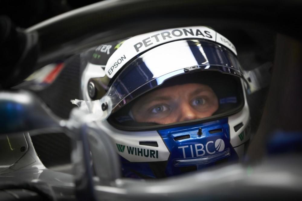 V. Bottas: nesame sekunde greitesni už kitus