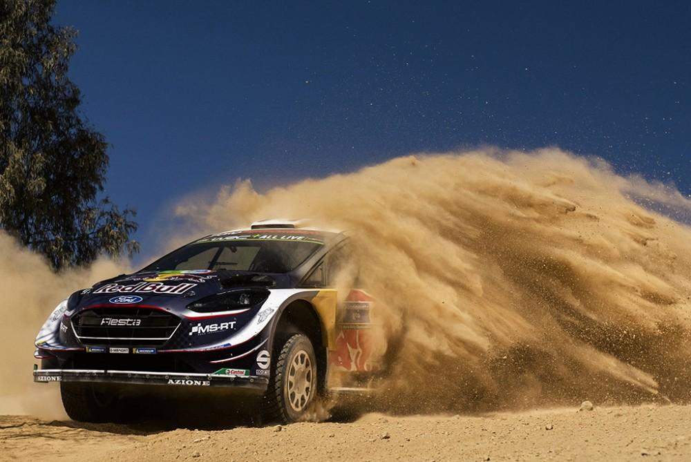 WRC. Meksikos ralyje antrąją pergalę iškovojo S. Ogier