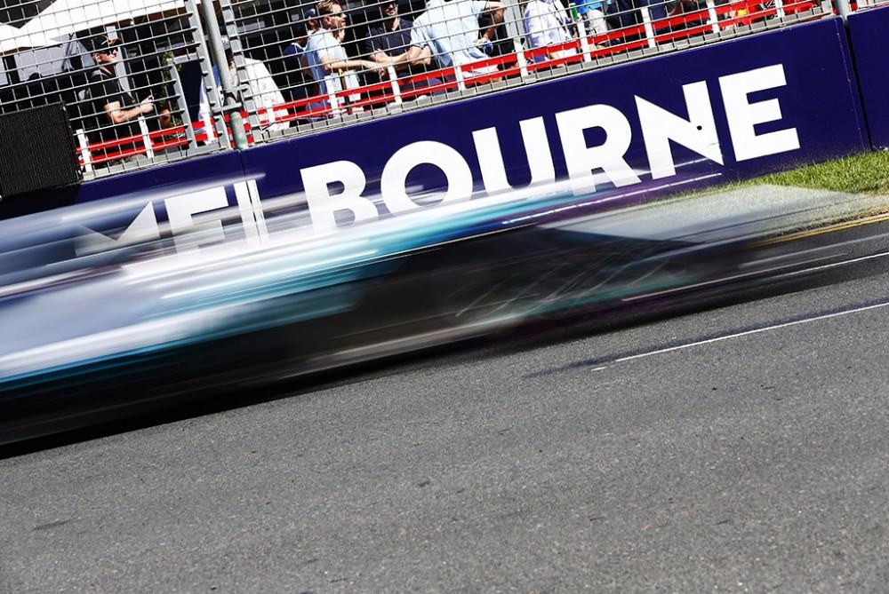 Australijos GP: važiavimų tvarkaraštis