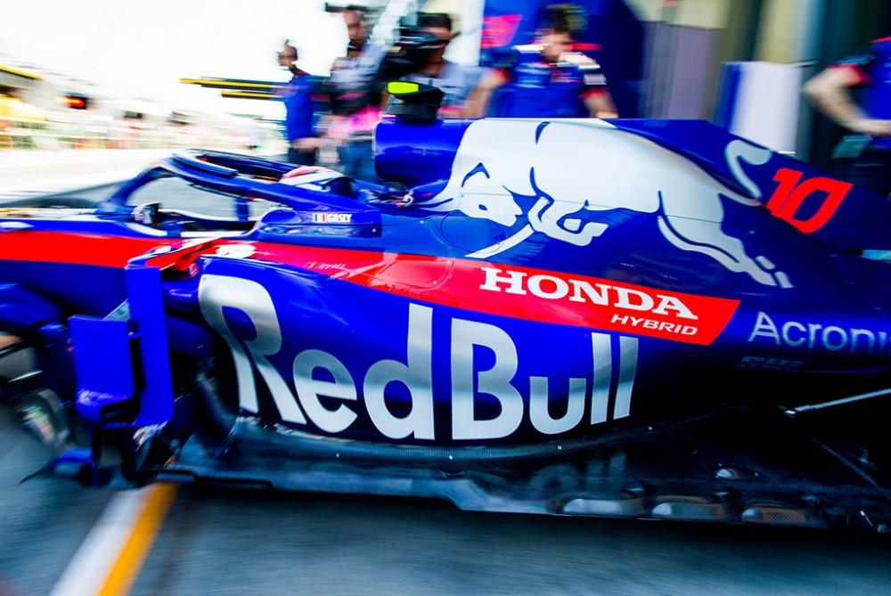 """""""Toro Rosso"""" Brazilijoje grįš prie naujesnės specifikacijos """"Honda"""" variklių"""