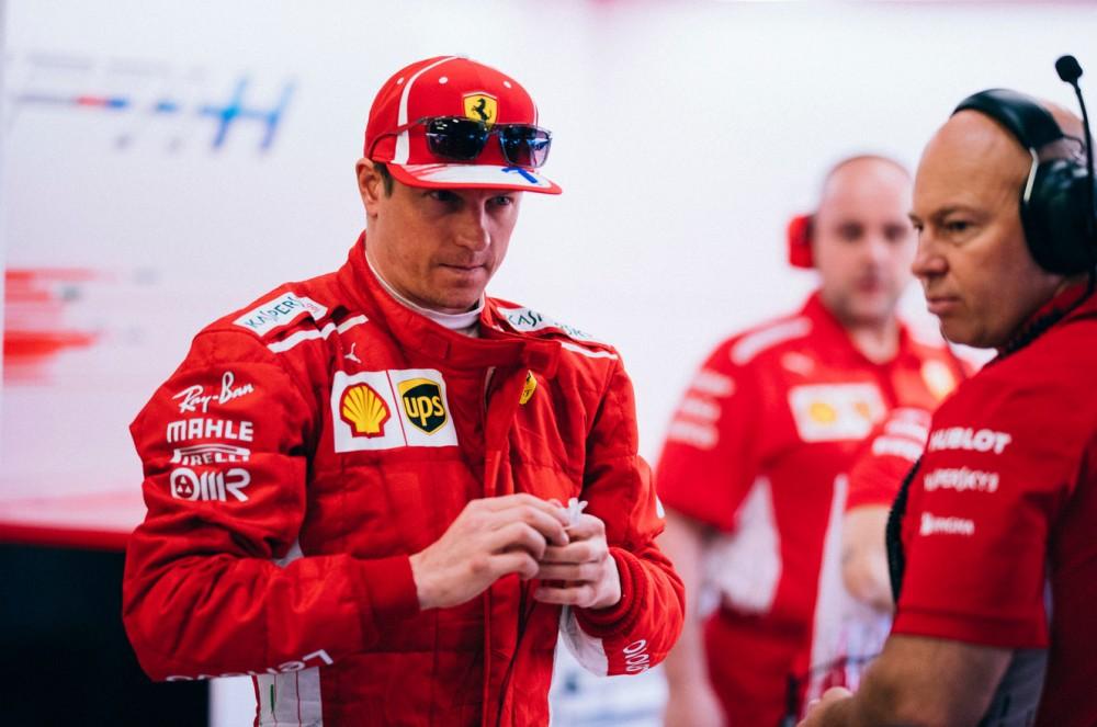 """K. Raikkonenas derybas su """"Sauber"""" pradėjo Italijos GP savaitgalio metu"""