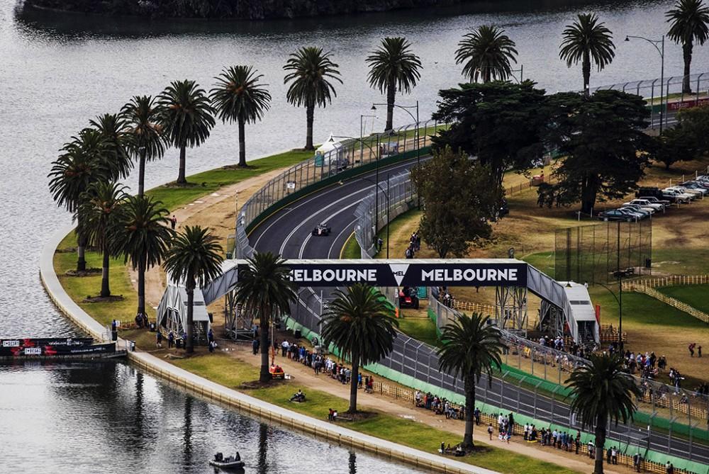 Australijos GP: kvalifikacija (tiesiogiai)