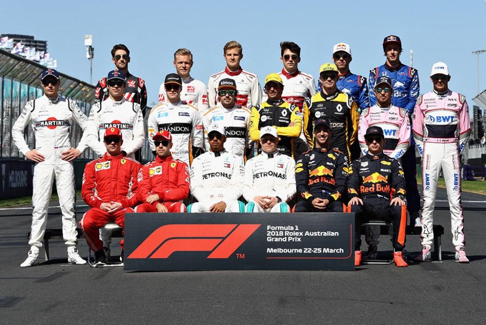 """20 faktų apie """"Formulės-1"""" lenktynininkus"""