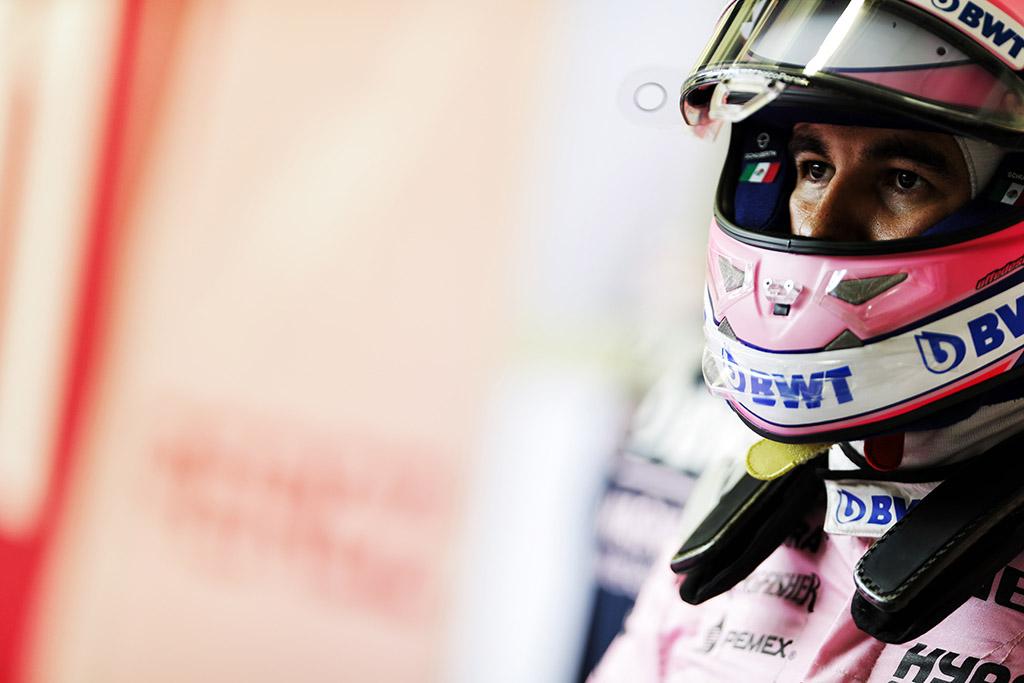 """S. Perezas nesvarstė galimybės grįžti į """"McLaren"""""""