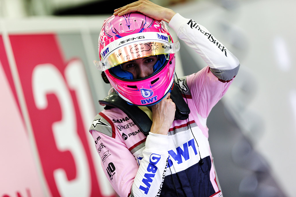 """McLaren"" komandai neįtiko E. Ocono ryšiai su ""Mercedes"""