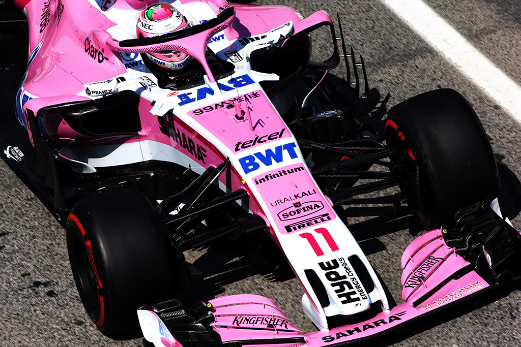 "L. Strollo vedamas konsorciumas išgelbėjo ""Force India"""