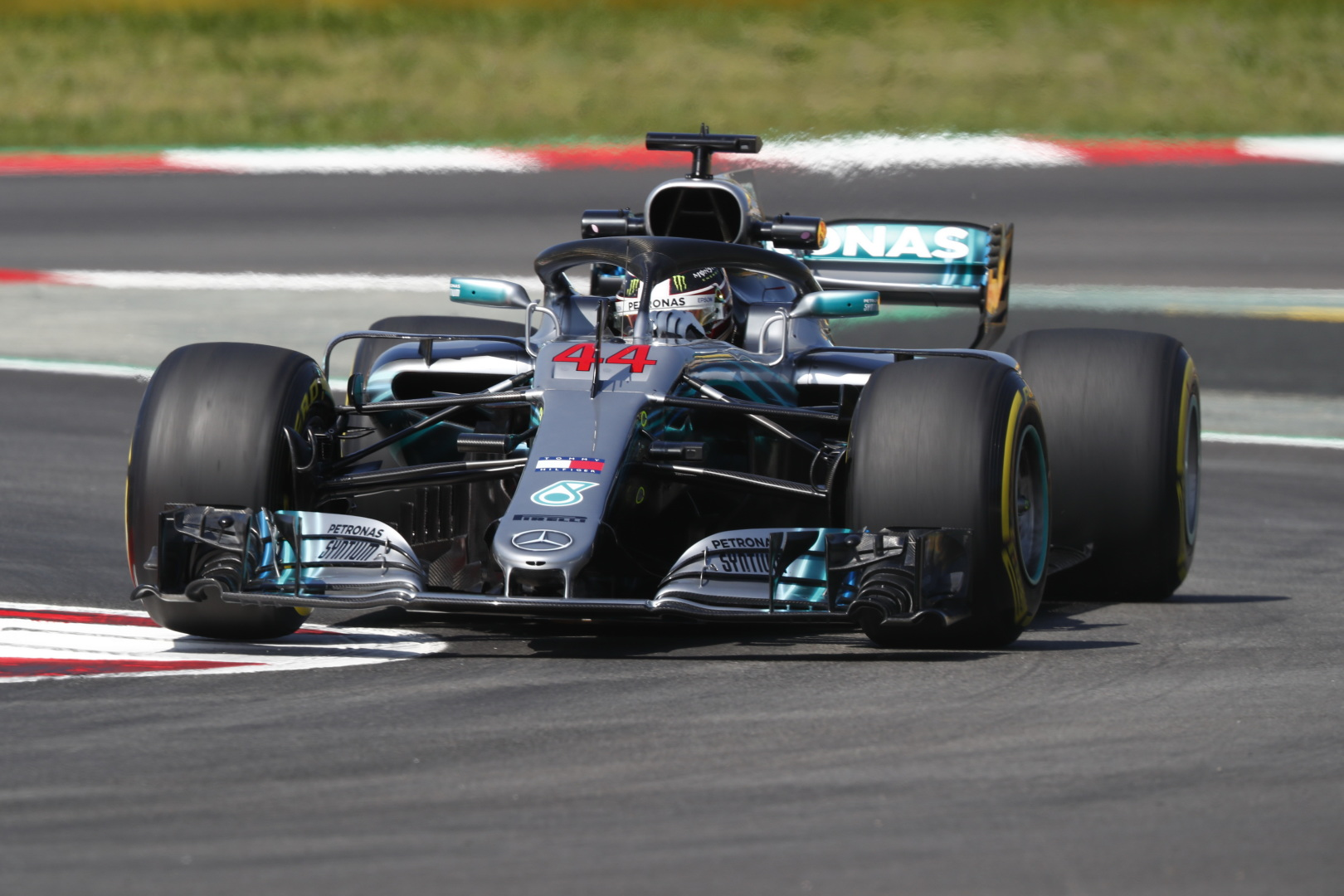 Ispanijos GP: šeštadienio treniruotės