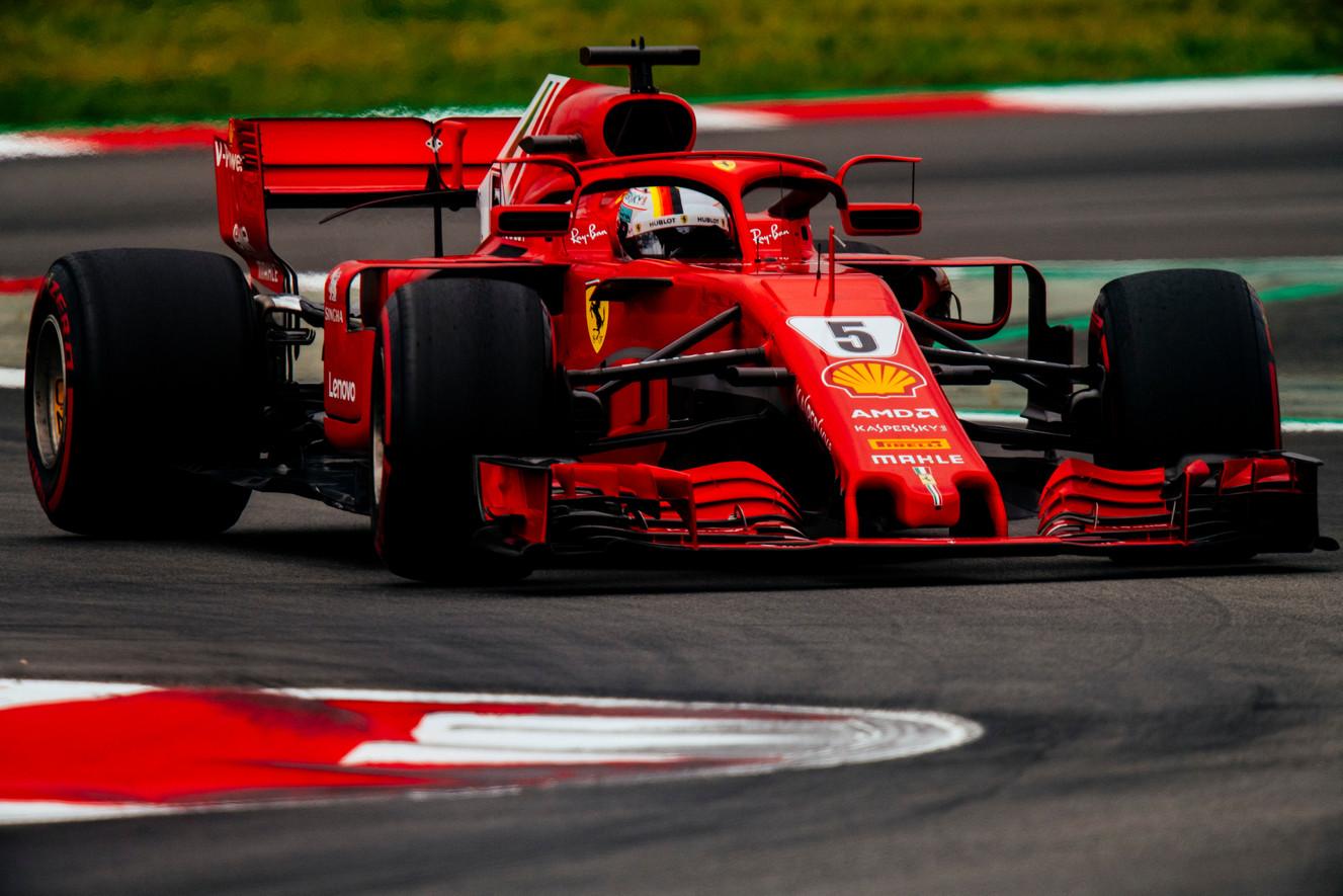 S. Vettelis: problemų turime su bolidu, ne su padangomis