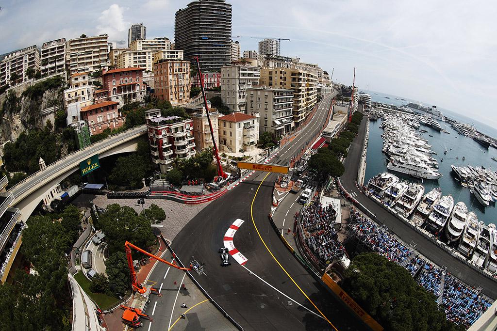 Monako GP: orų prognozė