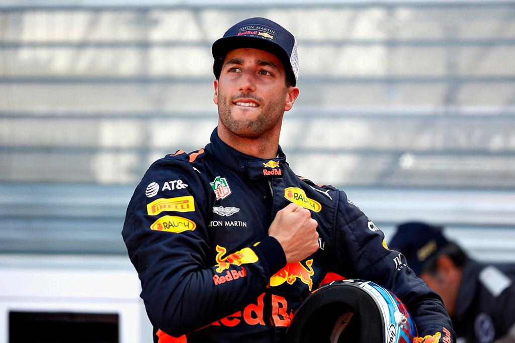 D. Ricciardo: įveikęs Hamiltoną pasiekiau mažą pergalę