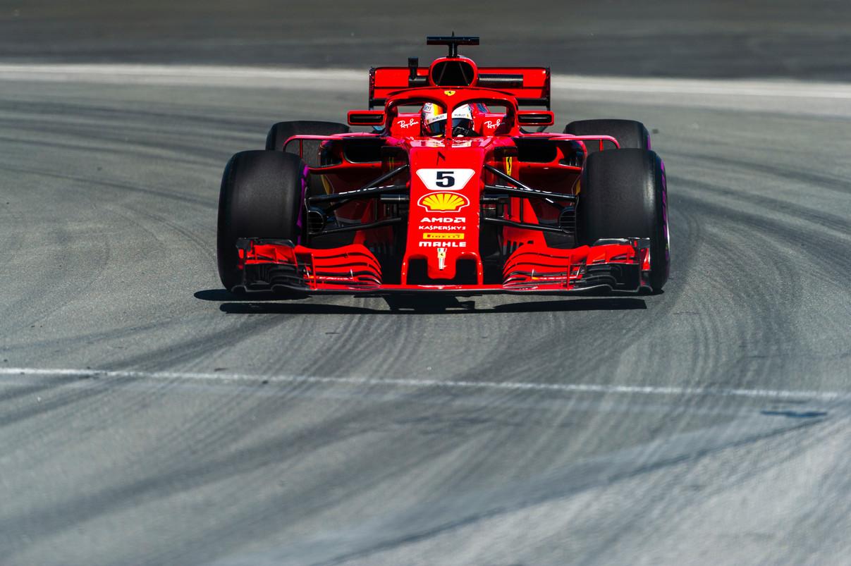 S. Vettelis nesureikšmina pirmos vietos čempionate