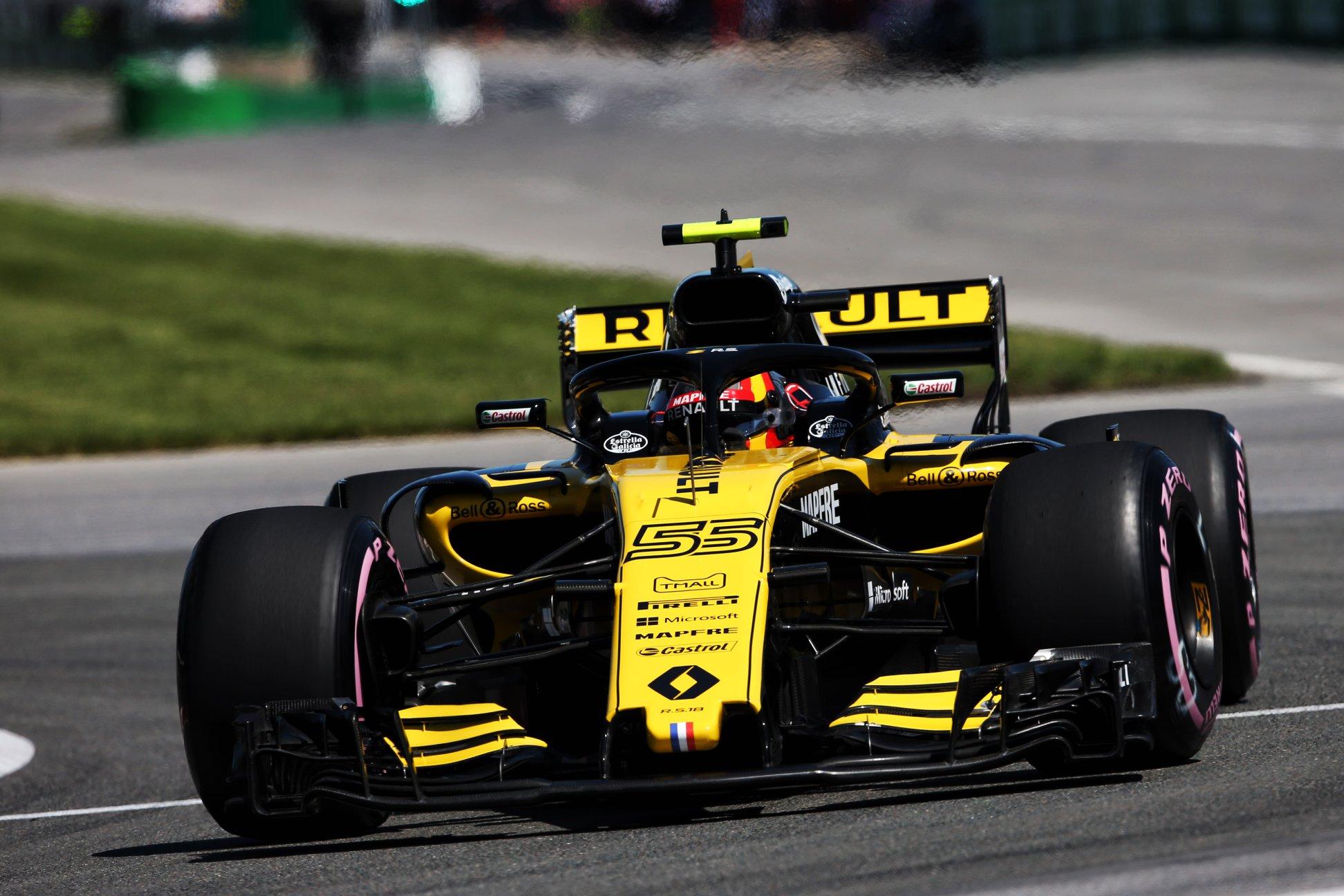"C. Sainzas: ""Renault"" variklis kitąmet galia gali nenusileisti ""Mercedes"" ir ""Ferrari"" motorams"