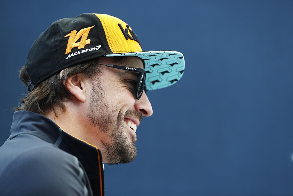 F. Alonso apsispręs dėl kontrakto po vasaros pertraukos