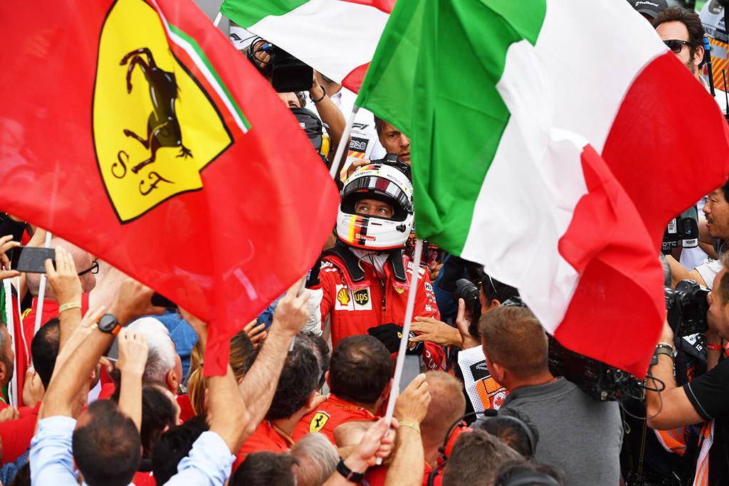 S. Vettelis: nederėtų kritikuoti lenktynių