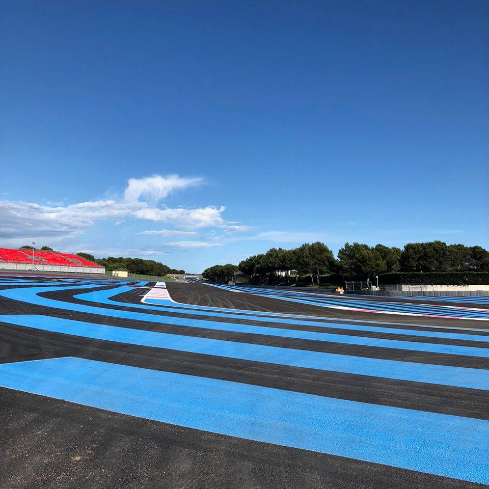 Prancūzijos GP: penktadienio treniruotė Nr. 2
