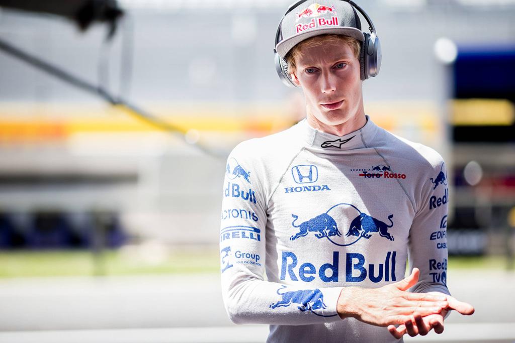 """Oficialu: B. Hartley tapo """"Ferrari"""" komandos nariu"""