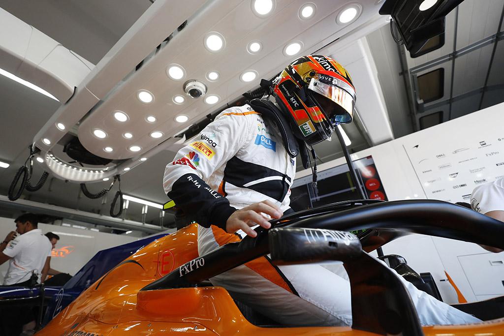 """S. Vandoorne'as tęs karjerą """"Formulės-E"""" čempionate?"""