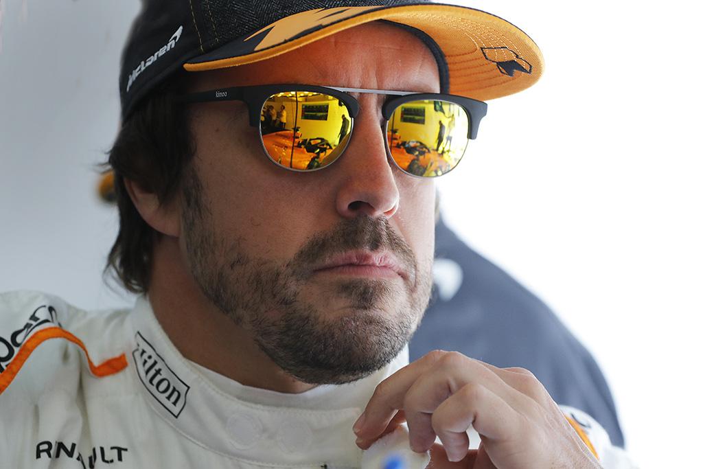F. Alonso prieš naują taškų skaičiavimo sistemą
