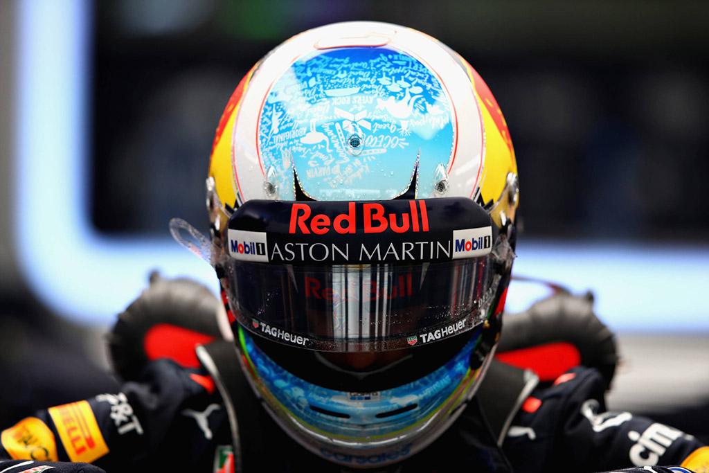 """Oficialu: D. Riccardo išeina iš """"Red Bull"""" ir pereina į """"Renault"""""""