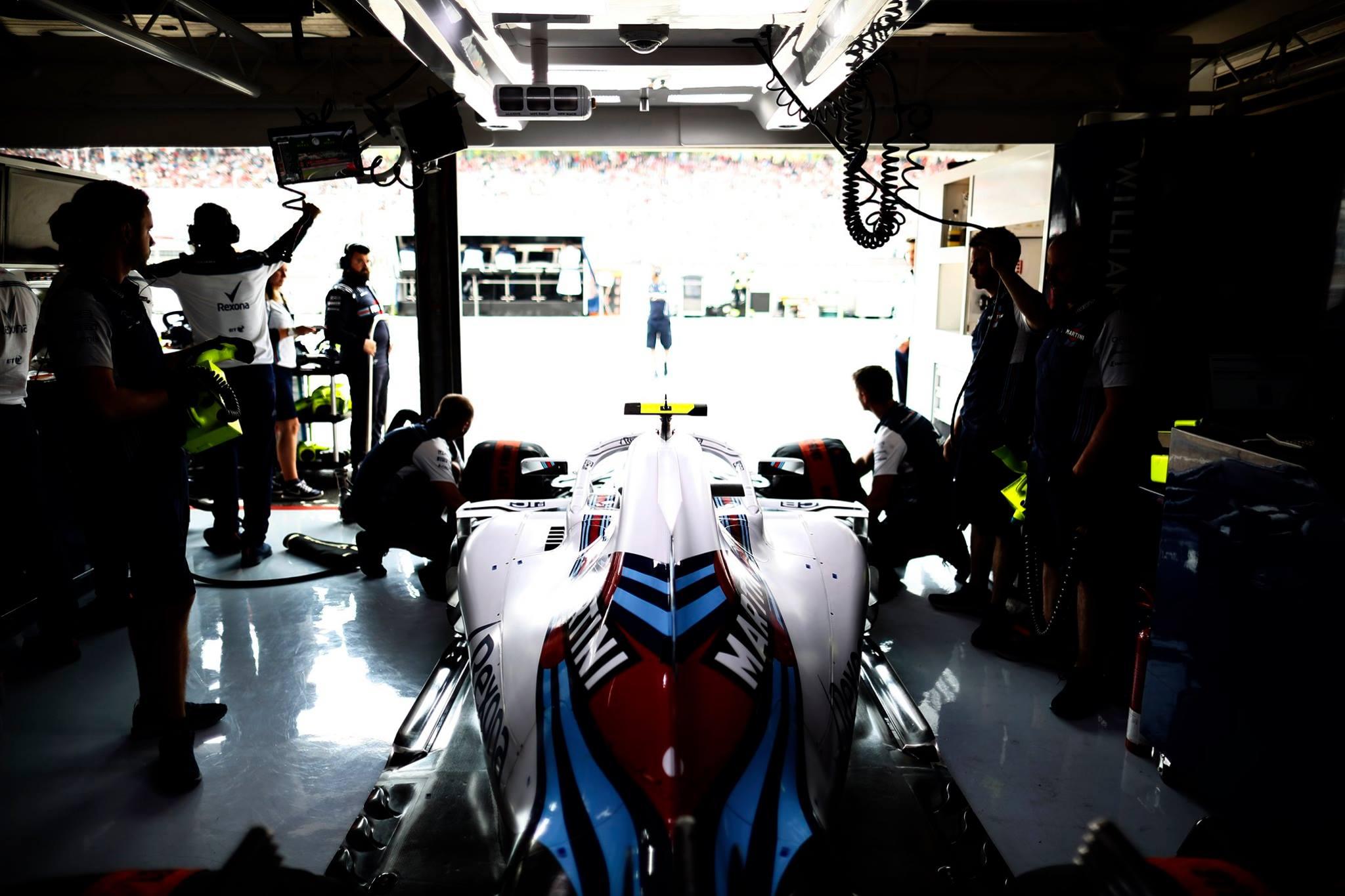 """""""Williams"""" bolido išdažymą pristatys vasario 11 d."""