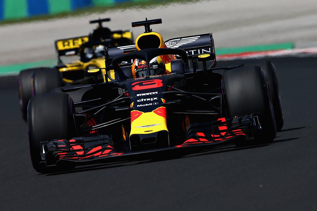 C. Horneris: Ricciardo nenorėjo būti antru pilotu po Verstappeno