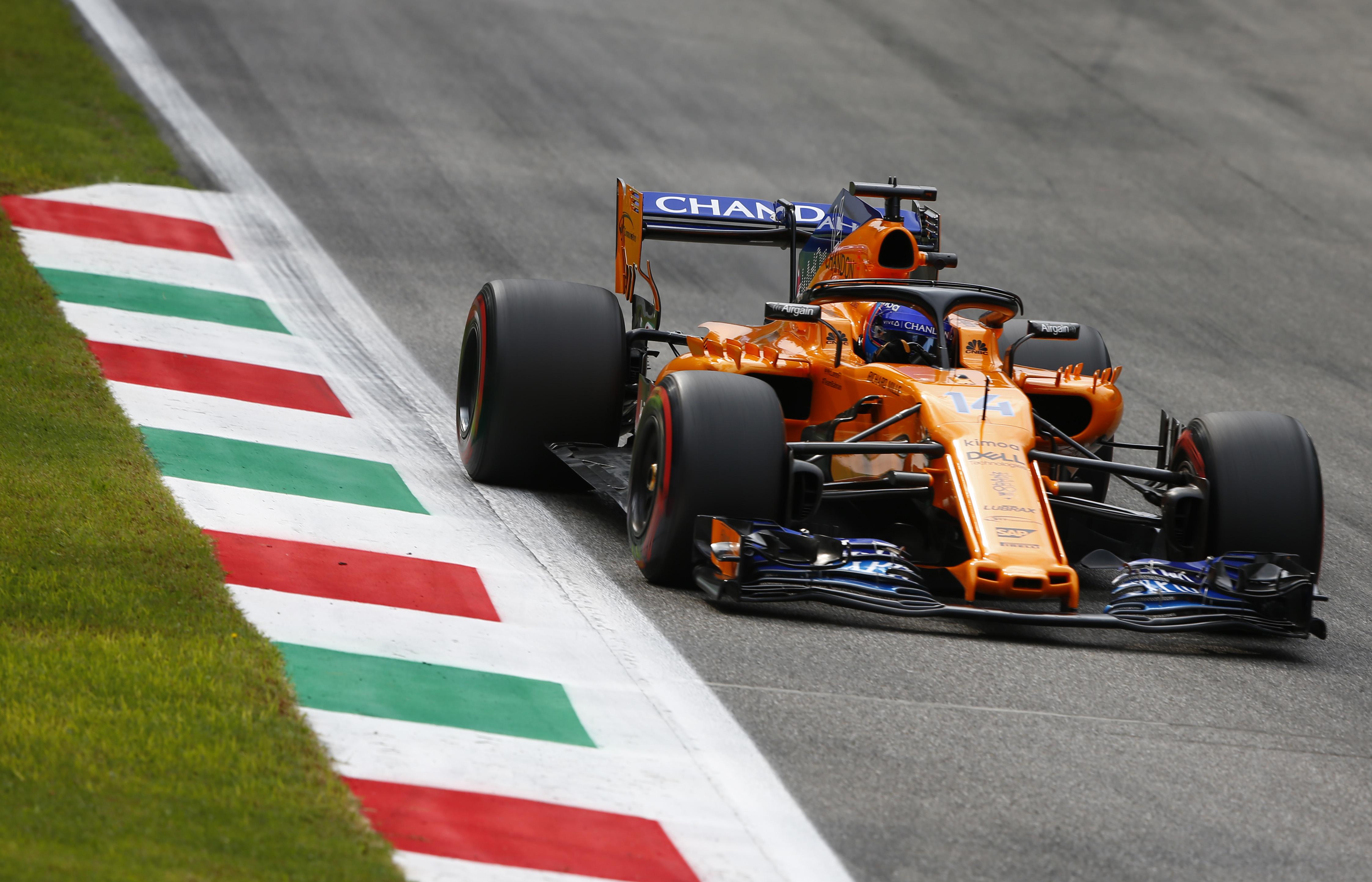 F. Alonso nepatenkintas K. Magnusseno elgesiu trasoje