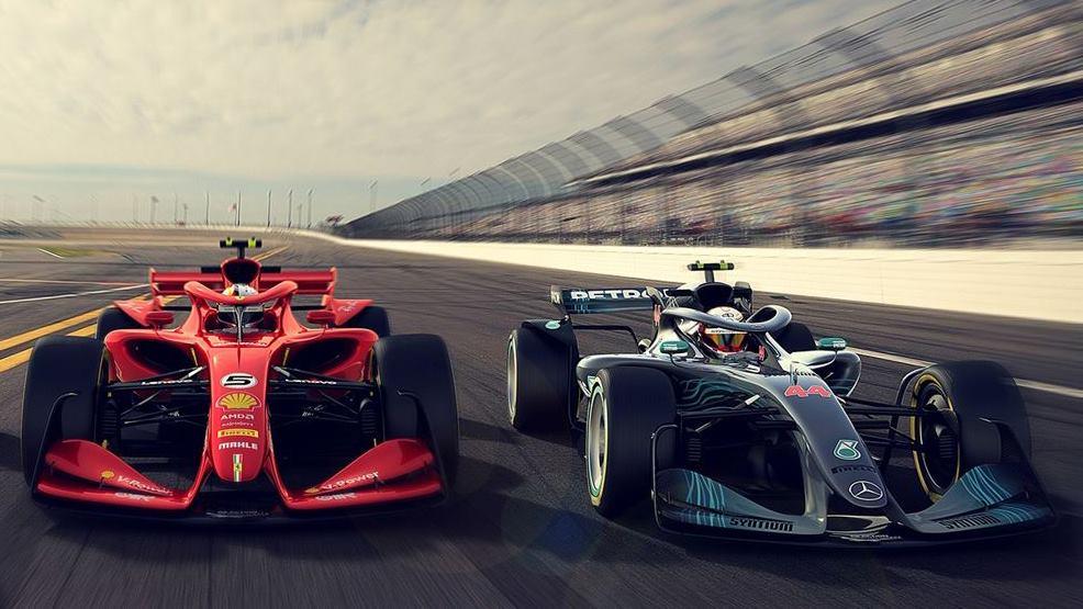 F. Alonso sužavėjo prototipiniai 2021-ųjų bolidai
